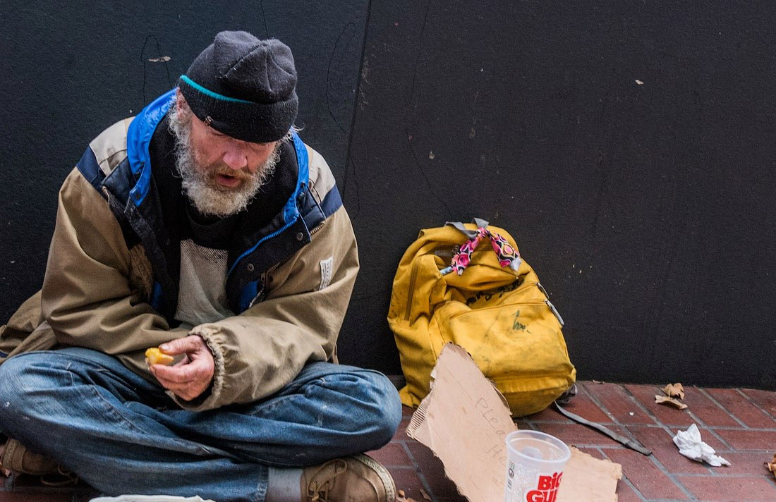 homelessness and person Past projects and publications discussion paper: homelessness is a human rights issue (2008) this paper explores the many ways that homelessness impacts on a person's ability to enjoy basic rights and freedoms.
